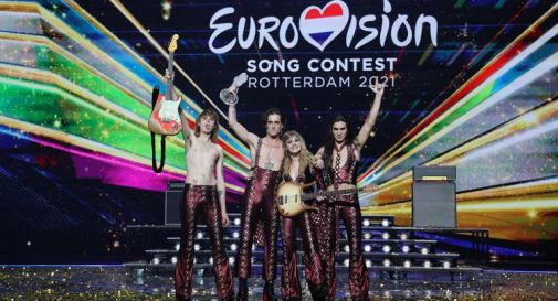 Eurovision 2021, Maneskin trionfano