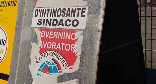 Campagna elettorale scorretta a Conegliano, strappati anche i manifesti dei comunisti
