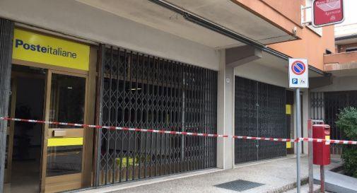 l'ufficio postale di Mansué