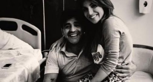 Maradona in ospedale