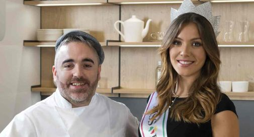 Anche Miss Italia celebra il radicchio trevigiano