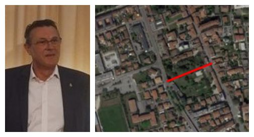 Sindaco Stefano Marcon e il progetto di bretella tra borgo Pieve e via Matteotti