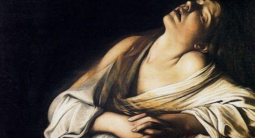 """""""Maddalena in estasi"""