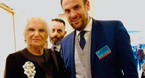 Mario Conte, Liliana Segre