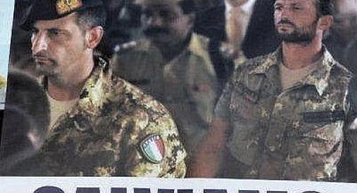 Marò, torna il rischio di pena capitale