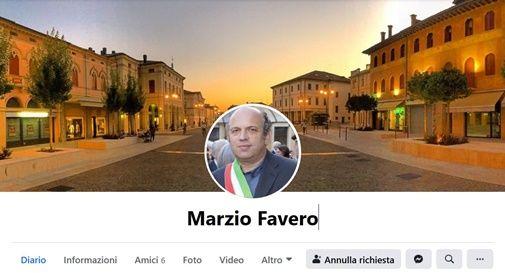 Il sindaco di Montebelluna, Marzio Favero