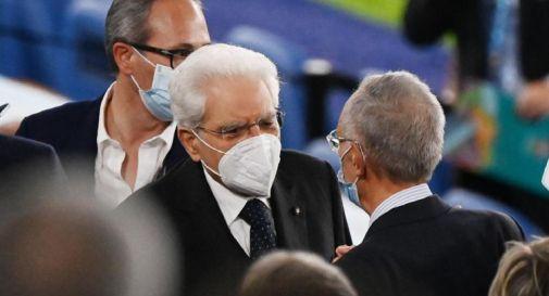 Euro 2020, Mattarella domenica a Wembley per finale Italia-Inghilterra