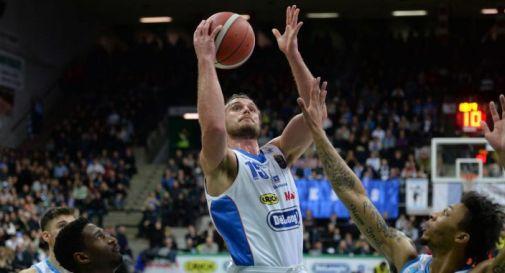 Matteo Chillo (foto Treviso Basket)