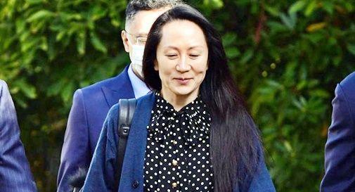 Accordo raggiunto con gli Stati Uniti per la liberazione e la rinuncia dell'estradizione di Meng Wanzhou, vice presidente e cfo di Huawei