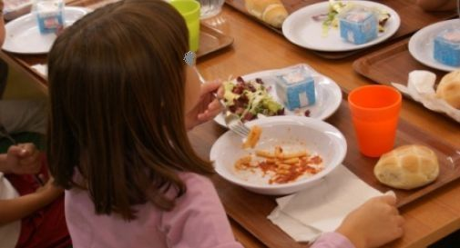Bambina si trova una cimice cotta nei fagiolini della mensa scolastica