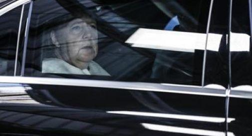 Coronavirus, Merkel in isolamento a casa