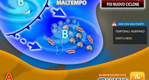 MALTEMPO IN ITALIA