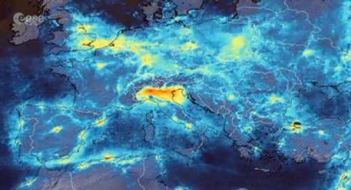 """""""Calo dell'inquinamento sulla Pianura Padana, nei prossimi giorni pioggia e vento puliranno l'aria"""""""