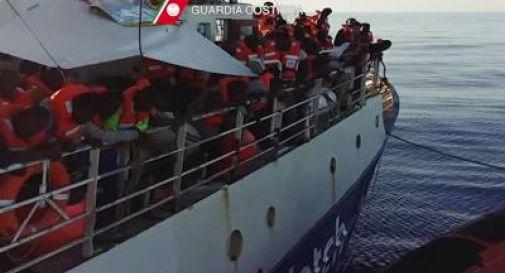 Salvati 255 migranti nel Mediterraneo