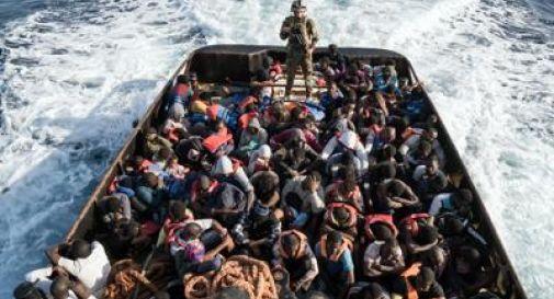 Nuovo naufragio in Libia, oltre 100 dispersi