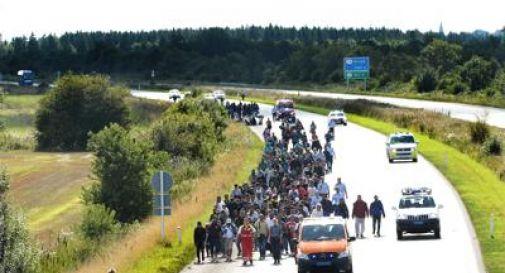 Migranti, dopo stop ripartono treni tra Danimarca e Germania