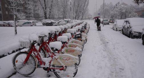 Meteo, da giovedì crollo delle temperature in Veneto