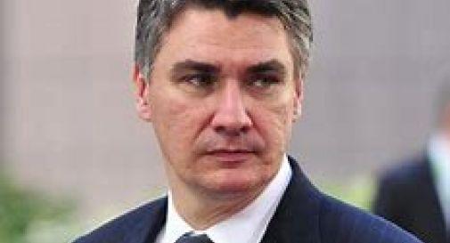 Zoran Milanović nuovo Presidente della Croazia