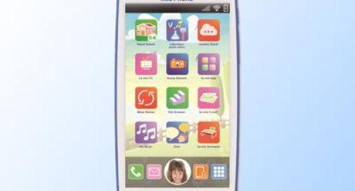'Mio Phone', lo smartphone dedicato ai bambini