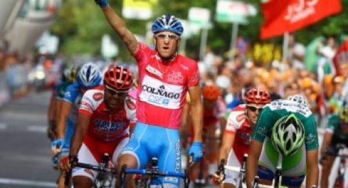 Giro, Modolo ancora vincente