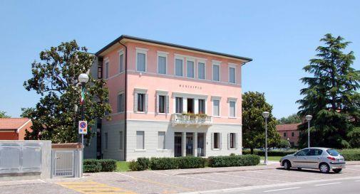 il municipio di Monastier