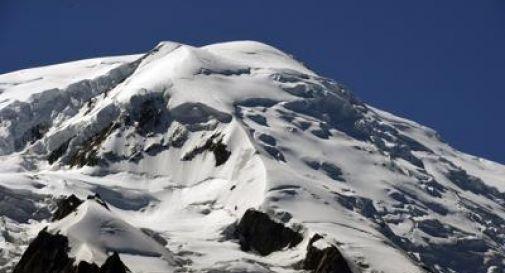 Francia, accesso Monte Bianco solo su prenotazione