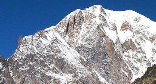 Morti due alpinisti sul Monte Bianco dopo caduta di 700 metri