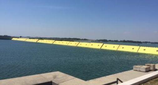 Mose, paratoie alzate: Venezia isolata dal mare per la prima volta