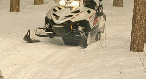 Incidente in motoslitta in Svizzera, muore 16enne italiano