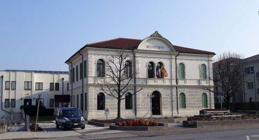 il municipio di Gorgo al Monticano