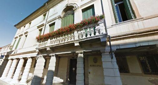 il municipio di Oderzo