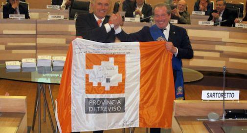 Provincia di Treviso addio, concluso il mandato