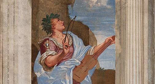 Musa della Poesia - Villa Emo di Vedelago