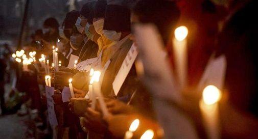 Myanmar, oltre 700 vittime inizio proteste anti golpe