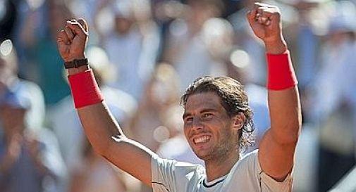 Internazionali Bnl, Federer ko e Nadal è campione di Roma per la settima volta