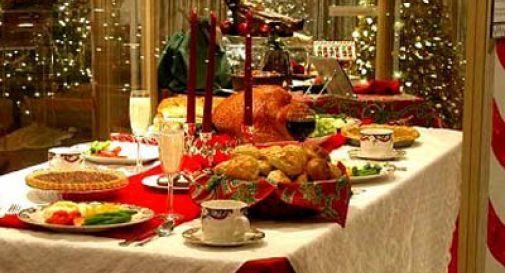 cibo per le feste natalizie