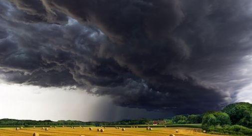 In arrivo temporali e possibile grandine: stato di attenzione su tutto il Veneto