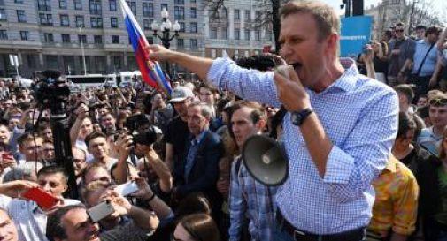 Navalny, medici Omsk: