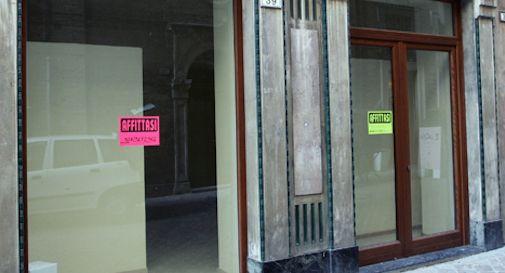 negozio vuoto