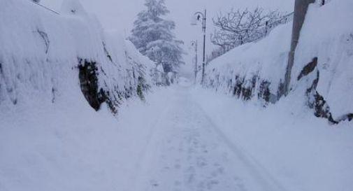 In Veneto caduti 67 cm di neve fresca in 24 ore