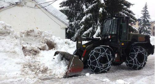 Maltempo: nuova allerta per neve in Lombardia e per pioggia nel Nord-Est