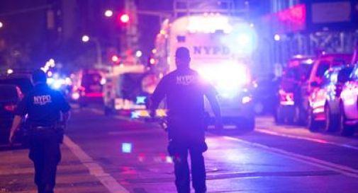 Esplosione a New York, almeno 29 feriti