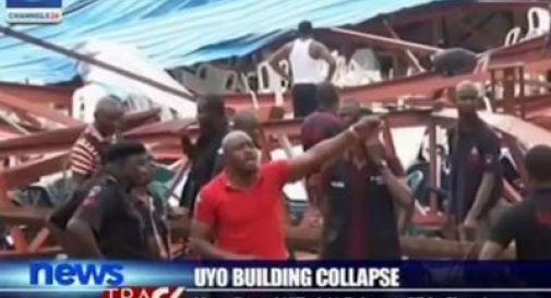 Crolla una chiesa in Nigeria, si temono 200 morti
