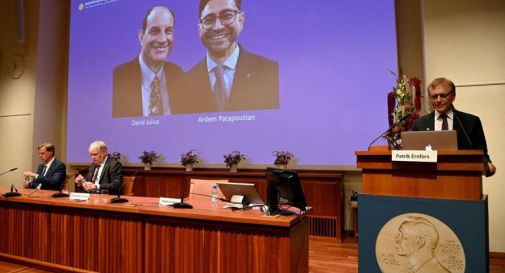 Premio Nobel Medicina 2021 a Julius e Patapoutian
