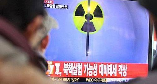 Nordcorea, eseguito il terzo test nucleare