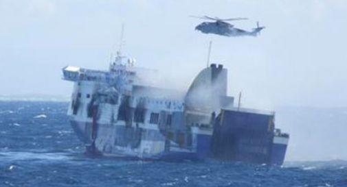 Norman Atlantic, due marinai albanesi morti durante i soccorsi. Giallo sui dispersi