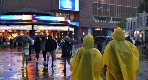 Piogge record e allagamenti, stato di emergenza a New York