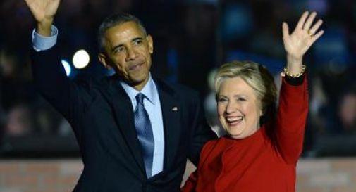 Pacchi bomba a Obama e Clinton