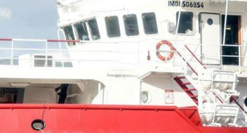 Sbarco a Taranto
