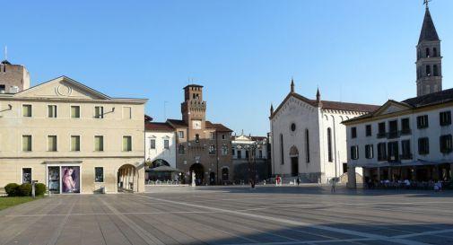 piazza Grande a Oderzo
